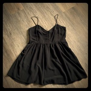 Women's fit and flare sun dress